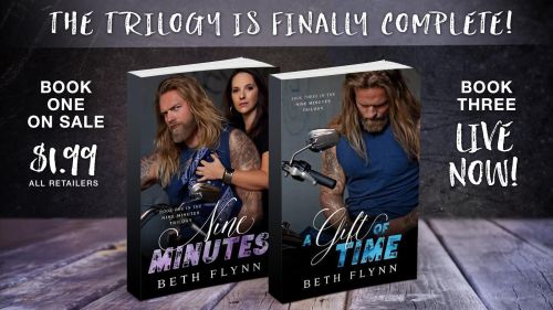 a gift of time trilogy
