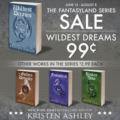 Fantasyland Series Sale
