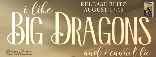 I Like Big Dragons Banner