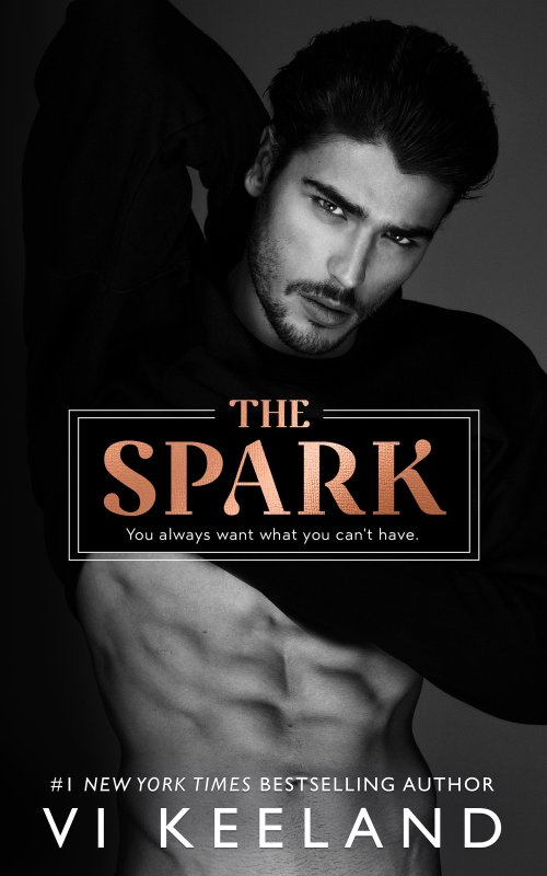 The Spark Ebook Cover